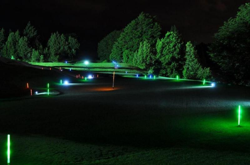 Golf by Night